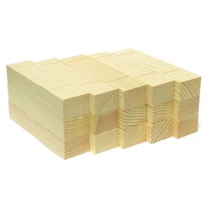Bulk Pinewood Derby Blocks